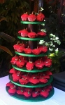Apple Cupcake Tree Shows Teachers the ♥