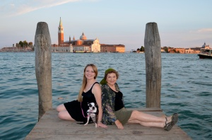 Click here to see more photos from our special family trip to Venice, Italy.