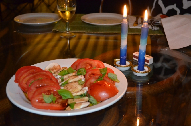 Our first Shabbat in Venice