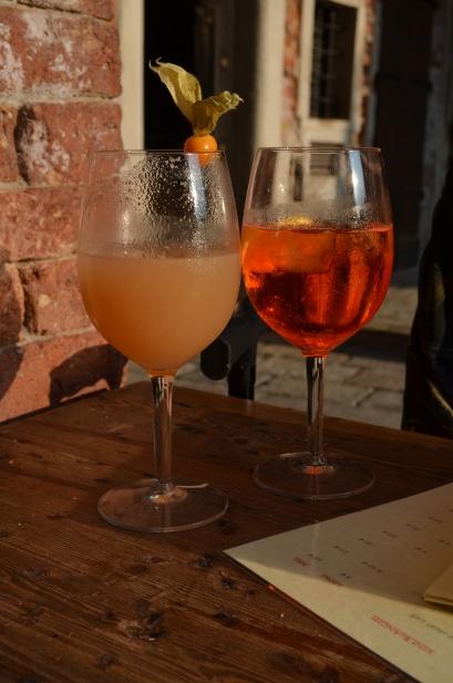 Bellini and Spritz