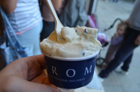 Grom mint chip
