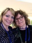 Mama & Me Selfie at MacWorld