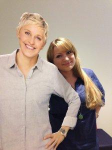 Nosy Parker & Ellen (cutout, that is)