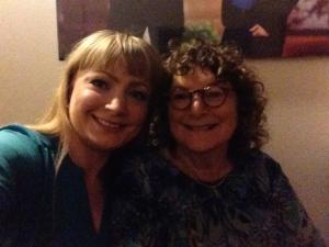 Nosy Parker family selfie #ImAtEllen