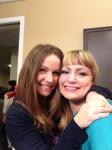 Jeannie & Nosy Parker Selfie #ImAtEllen #WeLoveYouJeannie