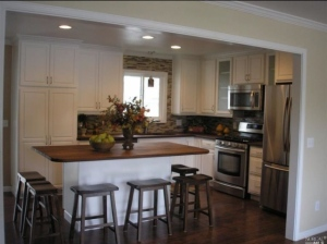 Our glorious new kitchen!