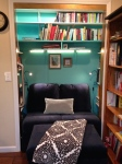 Reading Nook Closet