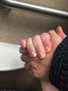 Mama's Hand to Hold