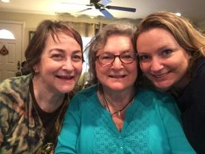 Marti, Mama and Me