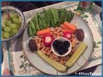 Food art healthy snack