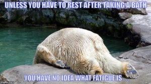 fatigue meme