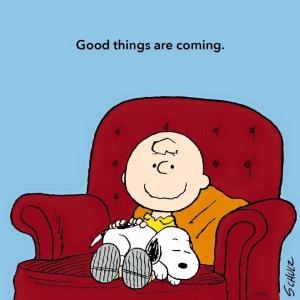 Peanuts good things