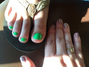 nails with lili