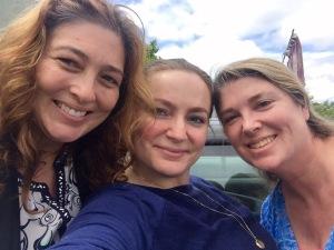 Lisa, Me and Jennifer