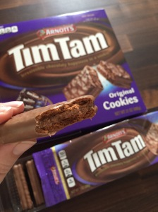 My first ever TimTam