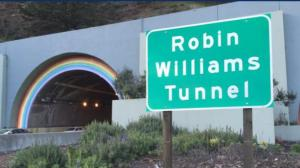 Robin Williams tunnel