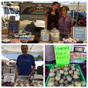 farmers market trifecta