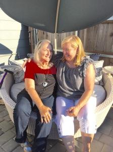 Mama and Julie