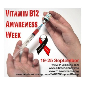 vitamin B12 awareness week