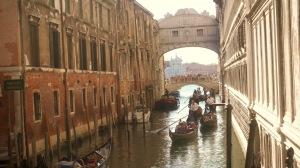 venezia 4k - bridge of sighs