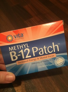 B12 patches