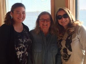 Lisa, Mama and Me