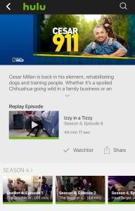 Cesar 911 on Hulu
