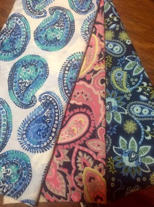 paisley cotton fabrics
