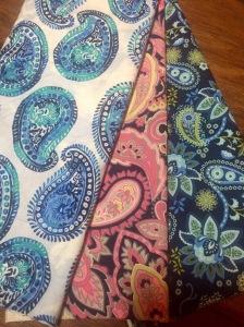 paisley cotton fabrics