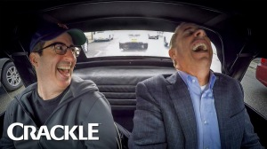 John Oliver and Jerry Seinfeld - Comedians in Cars Getting Coffee