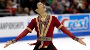 Ice Skater Nathan Chen