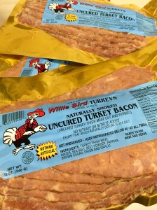 Willie Bird Turkey Bacon case