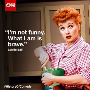 History of Comedy Lucille Ball