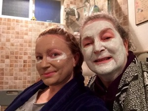 Mama and me face masks
